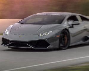 Lamborghini Huracan 3 Lap Drive - Charlotte Motor Speedway