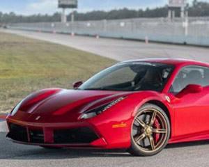 Ferrari 488 GTB 3 Lap Drive, Autobahn Country Club - Chicago