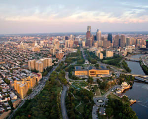 Private Helicopter Ride Philadelphia - 45 Minutes