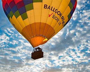 Hot Air Balloon Flight Las Vegas - 1 Hour Ride
