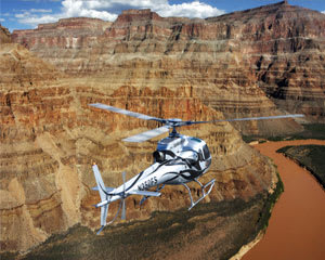 Grand Canyon Helicopter Tour Below the Rim Extended Air Tour (EARLY BIRD SPECIAL)