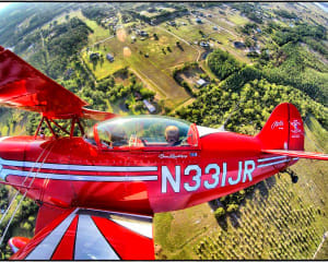 Biplane Aerobatic Flight Kissimmee - 1 Hour