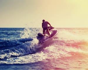 Jet Ski Tour Key West - 1.5 Hours