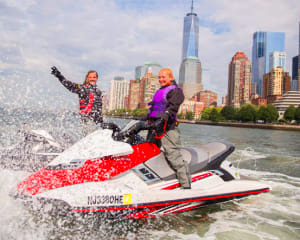 Jet Ski Tour New York City, Weekend - 2.5 Hours
