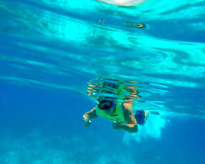 Reef Snorkel Key West - 3 Hours (with Breakfast and Unlimited Mimosas)