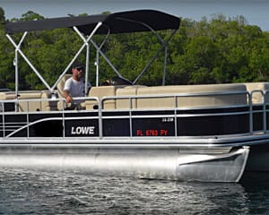 Private Key West Boat Rental - Half Day (Up to 8 Passengers)