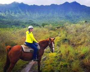 Horseback Ride Kauai with Mountain Pool Adventure and Picnic, 3 Hours