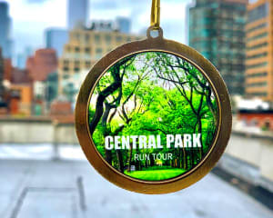 New York City Running Tour, Central Park - 90 Minutes