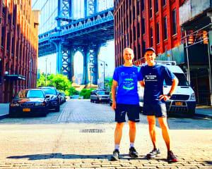 New York City Running Tour, Brooklyn Bridge - 90 Minutes
