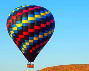 Private Hot Air Balloon Ride Las Vegas - 1 Hour Flight (FREE SHUTTLE from Vegas Strip Hotels)