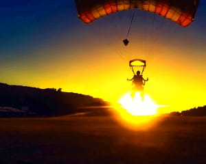 Oahu Sunset Skydive - 14,000ft Jump