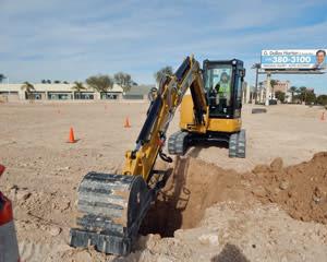 Drive A 6-Ton Excavator, Las Vegas - 70 Minutes