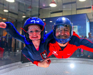 Indoor Skydiving iFLY Atlanta - 2 Flights