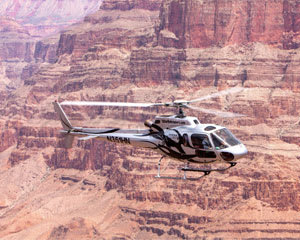 Grand Canyon West Rim Helicopter Falcon Tour, Above and Below the Rim Air Tour - 70 Minutes (Self-Drive)