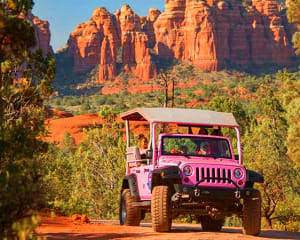 Jeep Tour Sedona, Broken Arrow and Scenic Rim Tour - 3 Hours