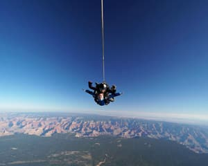 Skydiving Grand Canyon - 15,000ft Jump