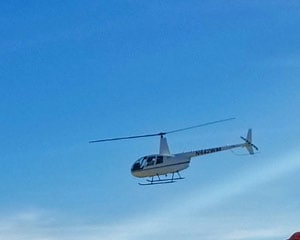 Private Helicopter Ride Temecula Valley - 30 Minutes