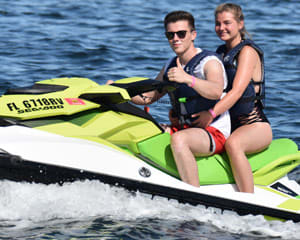 Jet Ski Rental Miami, 30 Minutes & Your Passenger Rides For Free