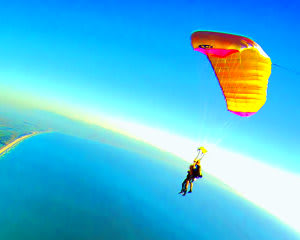 Weekend Skydive San Francisco, Santa Cruz - 13,000ft Jump (Ocean View Jumps Closest to San Francisco!)
