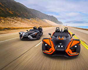 Slingshot GT Limited Edition Rental Oceanside - 24 Hour Rental