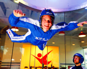 Indoor Skydiving Oceanside - 2 Flights
