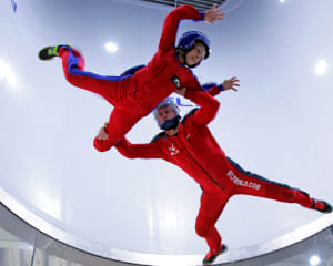 Indoor Skydiving Montgomery, Rockville - 2 Flights
