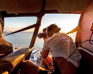 Doors-Off Helicopter Tour Miami, Private Ride - 40 Minutes