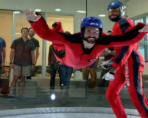 Indoor Skydiving Austin - 2 Flights