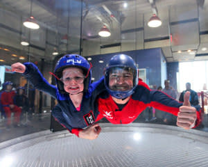 Indoor Skydiving Austin - 2 Flights