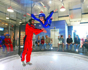 Indoor Skydiving Baltimore - 2 Flights