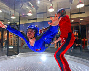 Indoor Skydiving Chicago, iFLY Lincoln Park - 2 Flights