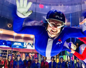 Indoor Skydiving Chicago, iFLY Naperville - 2 Flights