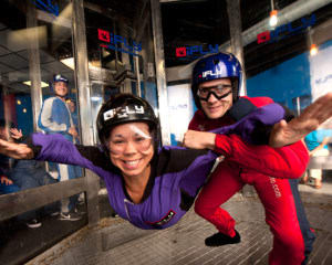 Indoor Skydiving DC, Virginia - 2 Flights