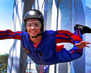 Indoor Skydiving iFLY Hollywood - 2 Flights
