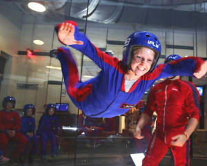 Indoor Skydiving iFLY Houston-Memorial - 2 Flights