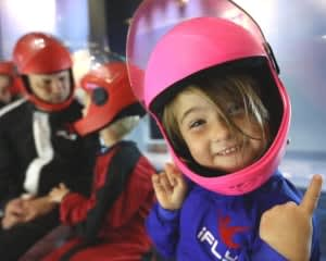 Indoor Skydiving iFLY Houston-Woodlands - 2 Flights