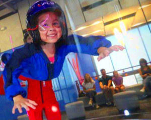 Indoor Skydiving iFLY Kansas City - 2 Flights