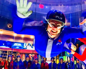 Indoor Skydiving Ontario - 2 Flights