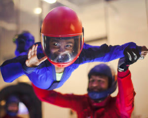 Indoor Skydiving San Antonio - 2 Flights