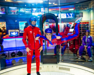 Indoor Skydiving San Diego - 2 Flights