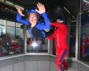 Indoor Skydiving iFLY San Francisco - 2 Flights
