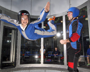 Indoor Skydiving Seattle - 2 Flights