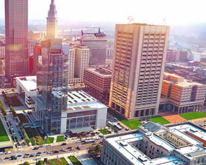 Helicopter Tour Cleveland, Deluxe Flight - 30 Minutes