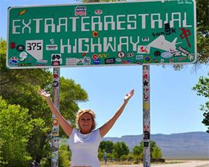 Las Vegas Area 51 Photo Tour - Full Day