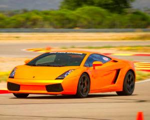Lamborghini Gallardo 6 Lap Drive - Houston Grandsport Speedway