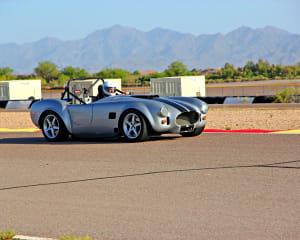 Cobra Repliracer 6 Lap Drive - Houston Grandsport Speedway