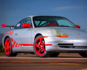 Porsche 911 Carrera 6 Lap Drive - Arizona Motorsports Park