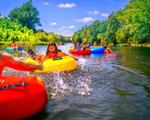 Tubing Harpers Ferry - 1-3 Hours (Potomac Pass or Adventure Park Add on for Free!)