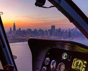 Private Helicopter Tour Chicago - 30 Minutes