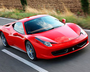 Ferrari Driving Experience, 3 Laps of Arizona Motorsports Park